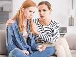 angry teenager depression parent conflict